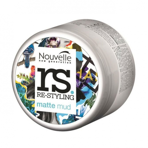 MATTE MUD PASTE NOUVELLE RE-STYLING NEW 100ML