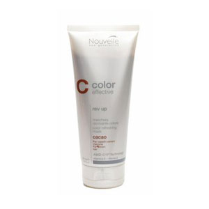 NOUVELLE COLORGLOW REV UP CACAO 200ML COLOR REFRESHING MASK 1+1 GRATIS