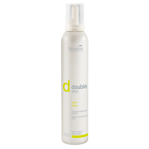 NOUVELLE DOUBLE EFFECT NUTRI FOAM LEAVE-IN CONDITIONER 200ML