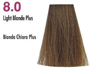HAARVERF NOUVELLE 8.0 (8NS) LICHT BLOND PLUS 100ML