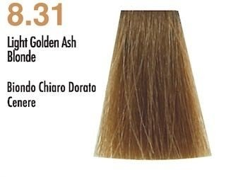 HAARVERF NOUVELLE 8.31 (8BG) LICHT GOUD AS BLOND 100ML