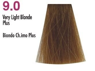 HAARVERF NOUVELLE 9.0 (9NS) ZEER LICHT BLOND PLUS 100ML