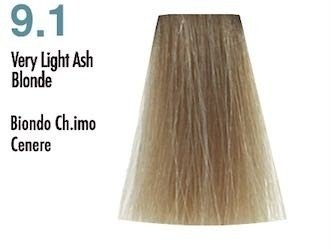 NOUVELLE HAARVERF 9.1 (9C) ZEER LICHT AS BLOND 100ML