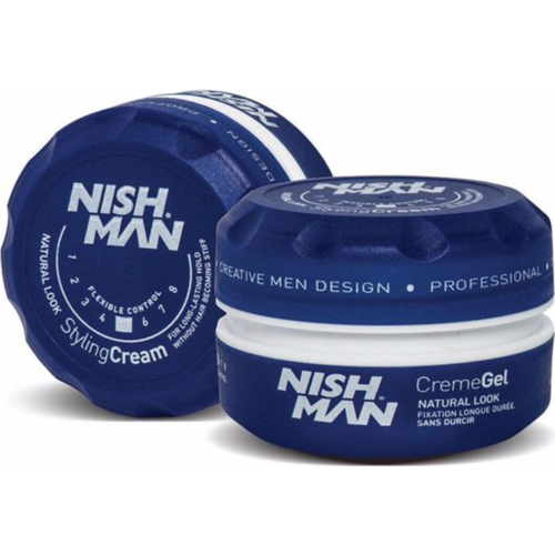 NISH MAN Styling Cream Light Hold