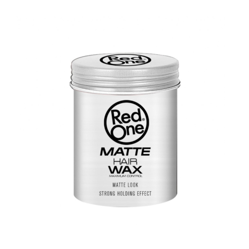 Matte Red One Hair Wax