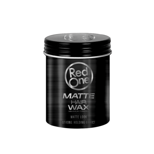 Matte Red One Hair Wax