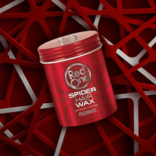 Spiderwax Red One