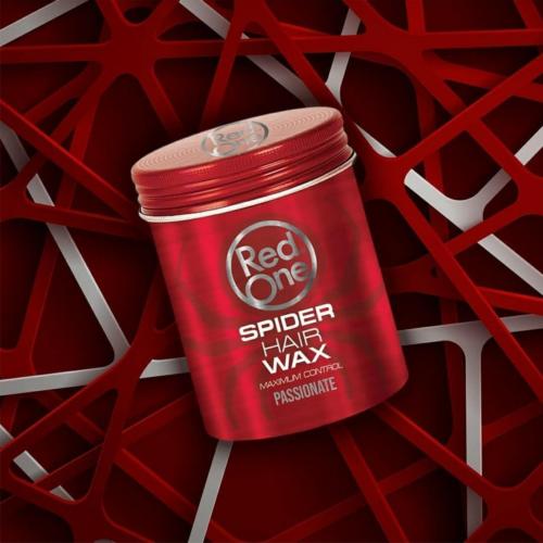 Spiderwax Red One