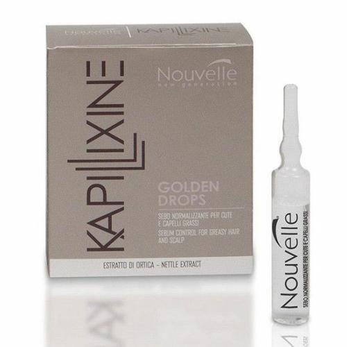Nouvelle Kapillixine Golden Drops 10 X 10ml