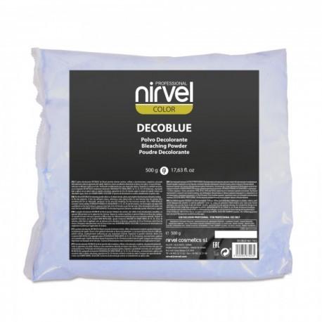 Nirvel Decoblue Blondeerpoeder Zak 500 gr