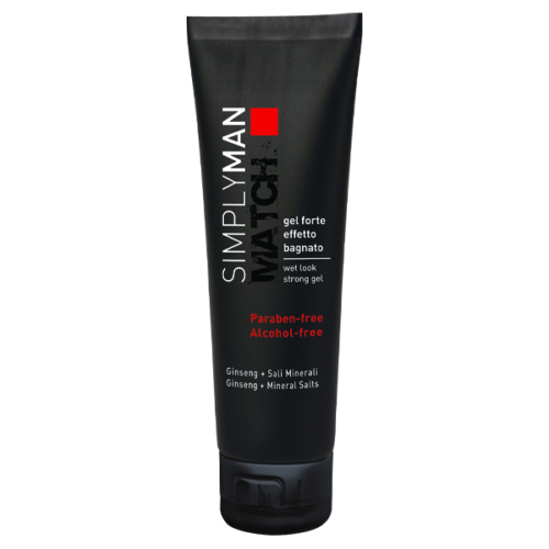 WET LOOK HAARGEL SIMPLY MAN MATCH 150ML