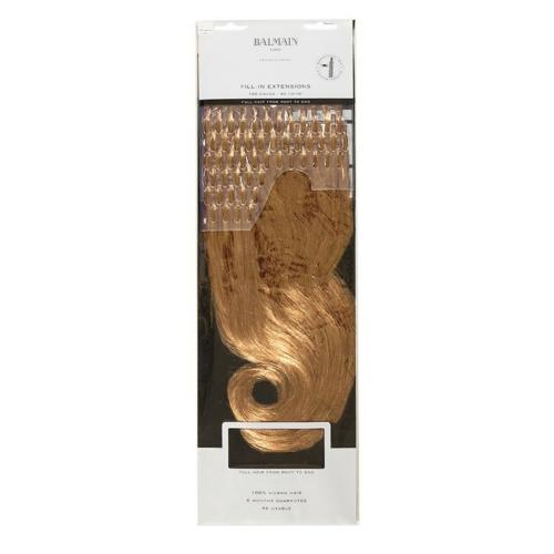 Balmain Fill-in Prebonded Echt Haar extensions 40cm (100stk) lichte kleuren