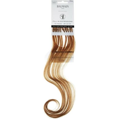 Balmain Fill-in Prebonded HH extensions 45cm (10stk) lichte kleuren