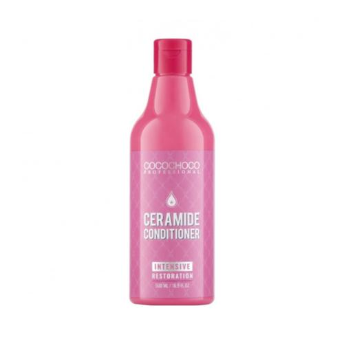 Ceramide conditioner 500ml voor droog en broos haar COCOCHOCO