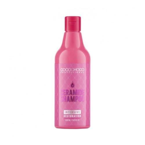 COCOCHOCO Ceramide-shampoo 500ml voor droog en broos haar