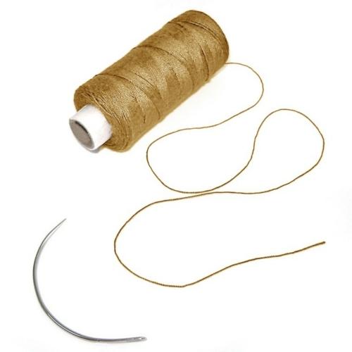 Balmain Hair Weaving Thread Beige